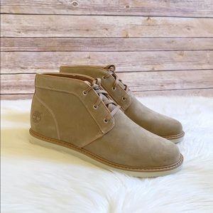 Timberland Newmarket Suede Chukka Boot